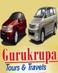 A. Gurukrupa Tours & Travels