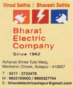 Bharat Electric Company