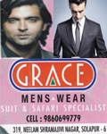 Grace Mens Wear