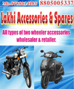 Lakhi Accessories & Spares Part | SolapurMall.com