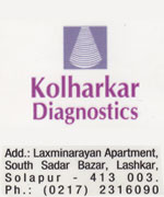Kolharkar Diagnostics
