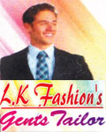 L.K.Fashion Gents Tailor