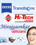 Mirajgaonkar Opticians