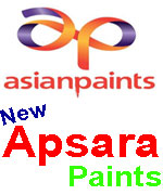 New Apsara Paints | SolapurMall.com