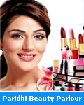 Paridhi Beauty Parlour & Spa Training Center