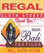 Regal Cloth Stores | SolapurMall.com