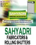 SAHYADRI FABRICATORS AND ROLLING SHUTERS