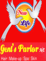 New Life Gents Parlor A/c