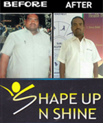 Shape Up N Shine | SolapurMall.com
