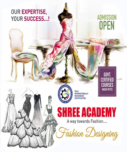 Shree Academy Fashion Designing & Tailoring Classes | SolapurMall.com