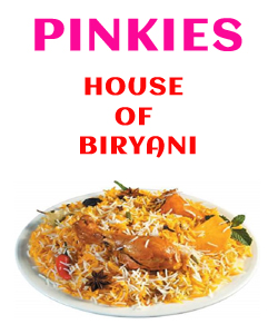 Pinkies House of Biryani