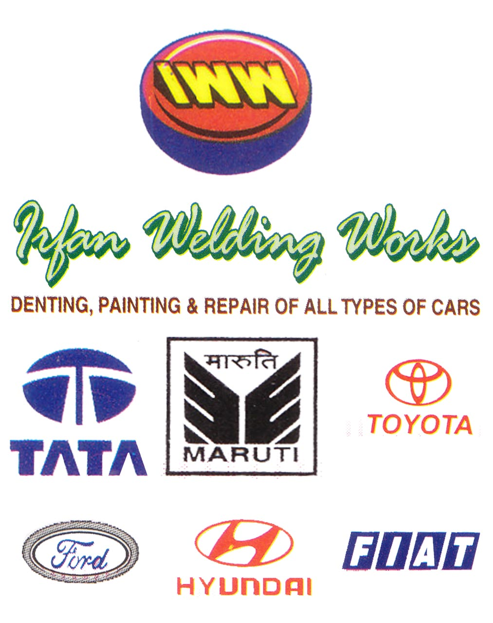 IRFAN WELDING WORKS