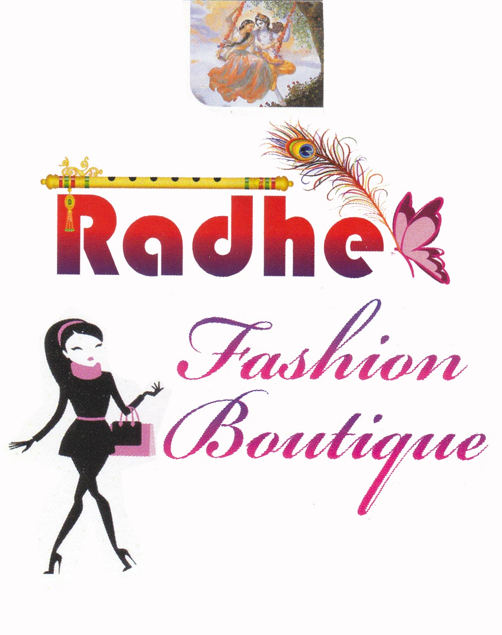 RADHE FASHION BOUTIQUE