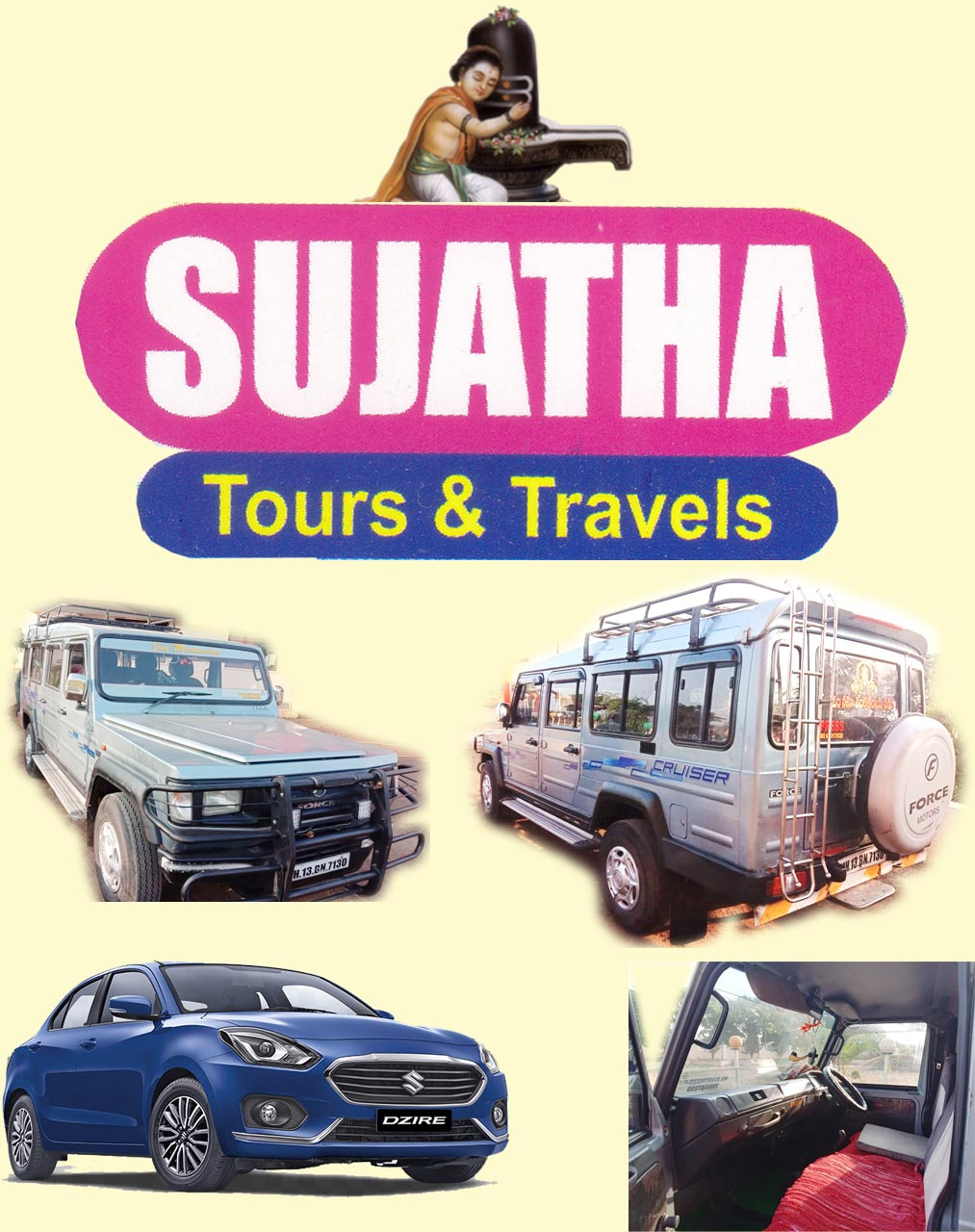 SUJATA TOURS & TRAVELS