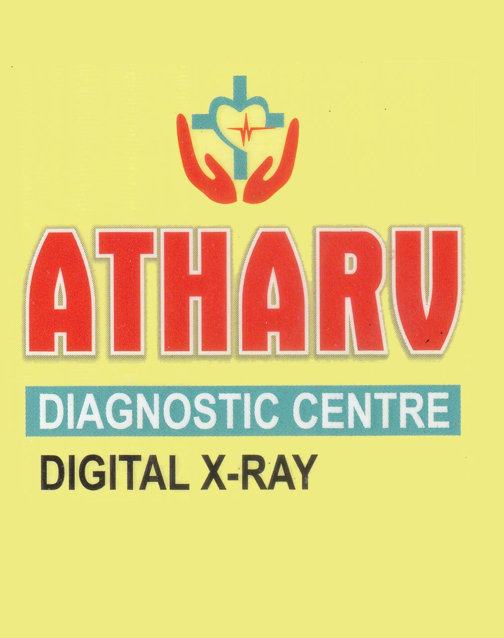 ATHARV DIAGNOSTIC CENTER <B><h6>DIGITAL X-RAY</h6>