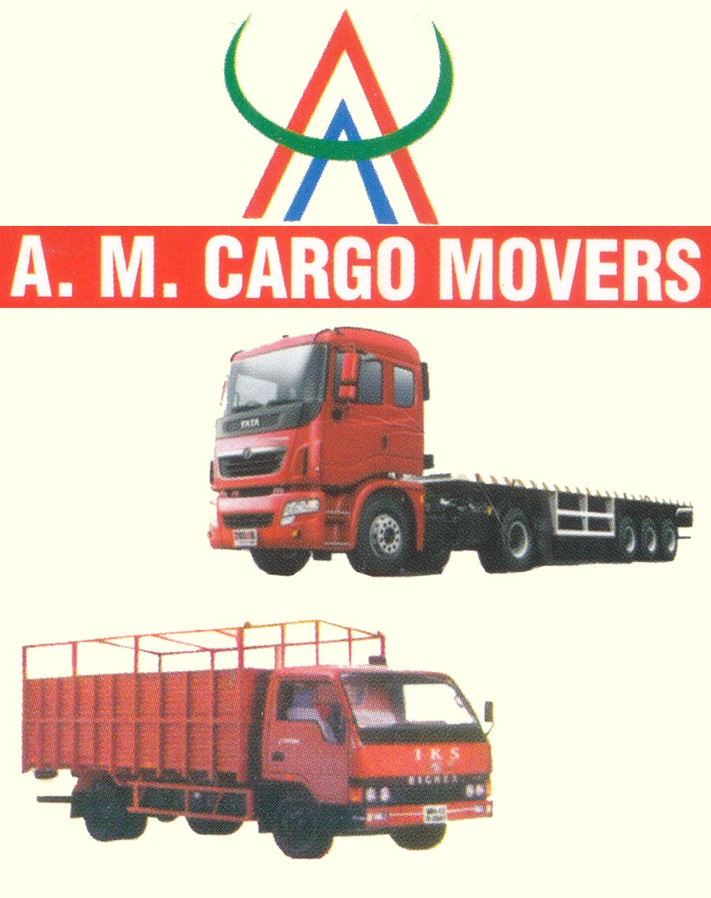 A.M. CARGO MOVERS