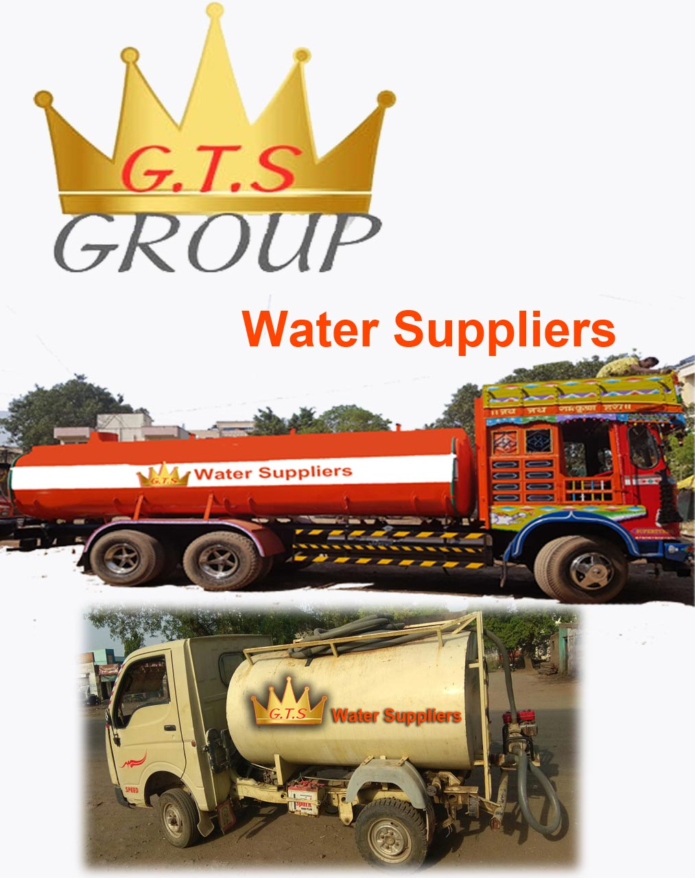 G.T.S WATER SUPPLIERS