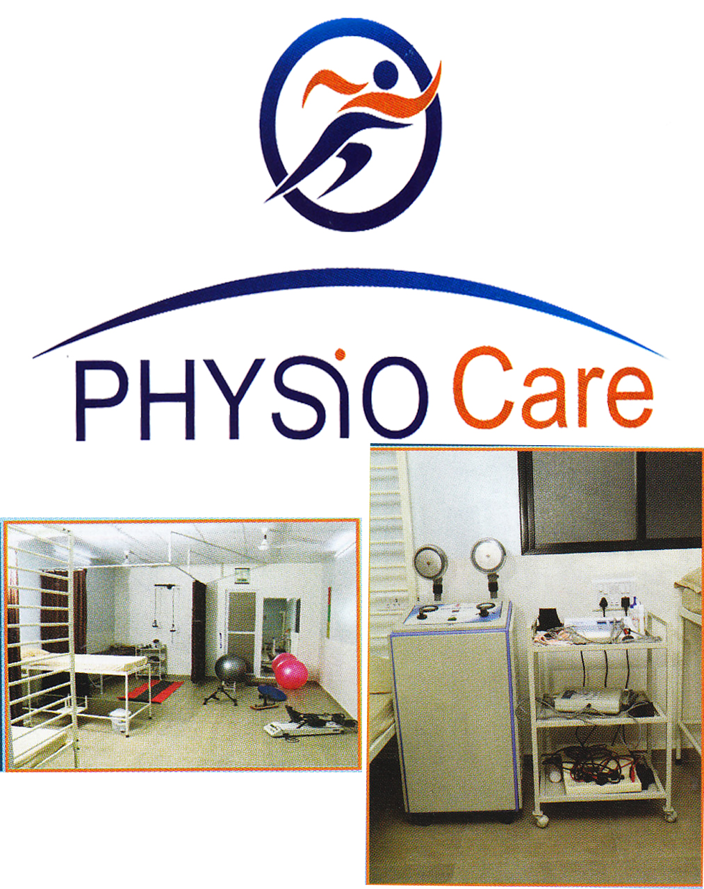 PHYSIO CARE <BR> (PHYSIOTHERAPY)