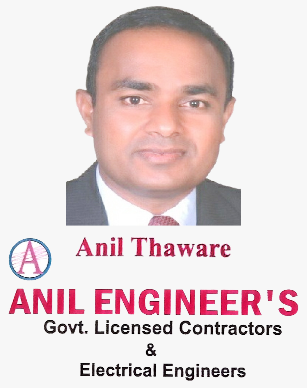 ANIL ENGINEERS <BR> Govt. Licensed Contractors & Electrical Engineers | SolapurMall.com
