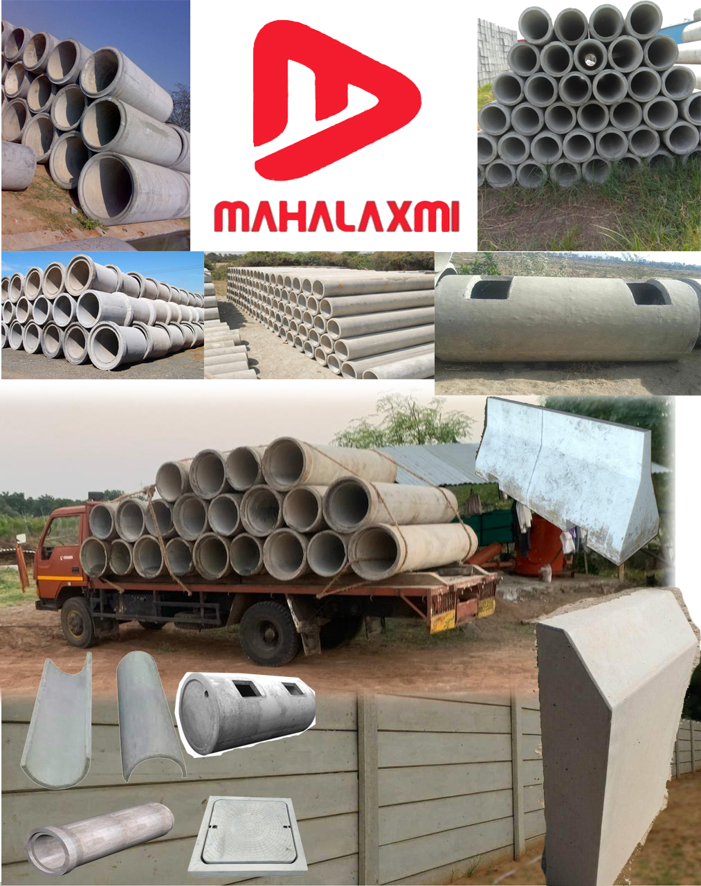 MAHALAXMI CEMENT PIPE AND CEMENT PRODUCTS   SolapurMall.com